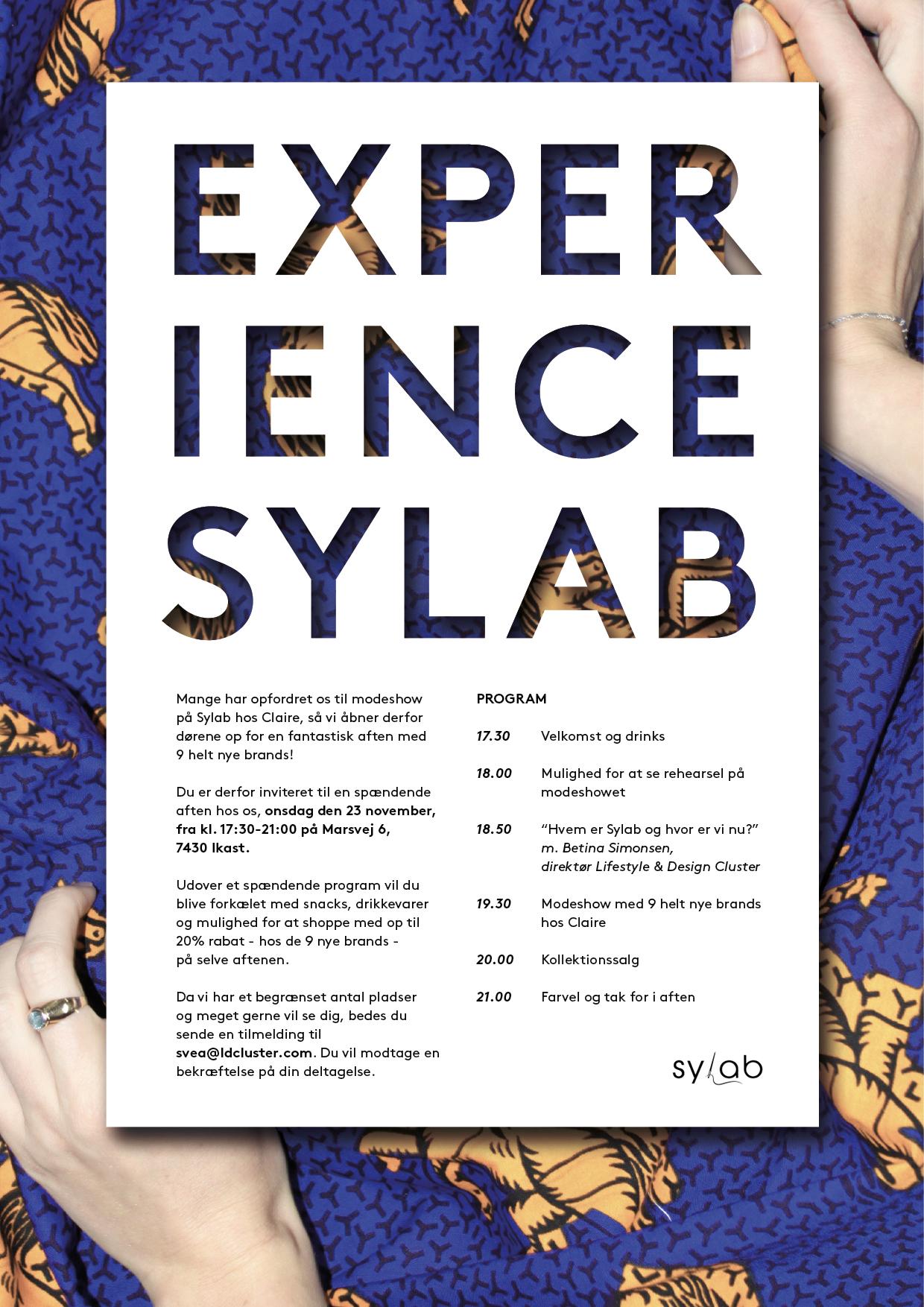 Experience Sylab Invitation SL