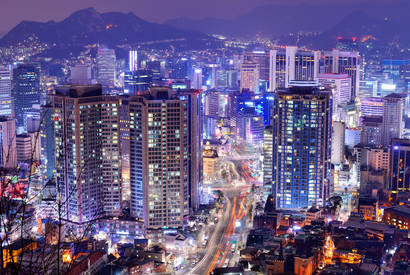 Breaking News: Study Trip To South Korea In 2017
