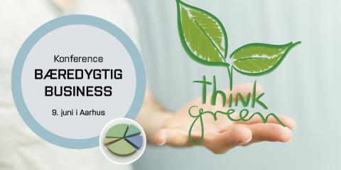 Afslutningskonference I Bæredygtig Business