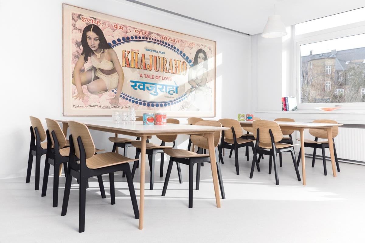 True North Designs Pandora Chair Staff Restaurant Design Carsten Buhl 01