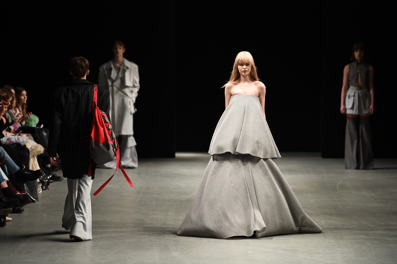 Kom Med Til VIA Designs Modeuge-show