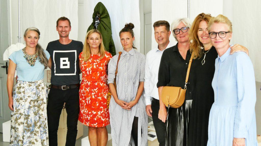 Partnerne bag udstillingen Fashion Tech & Modens Bæredygtige Vækstlag