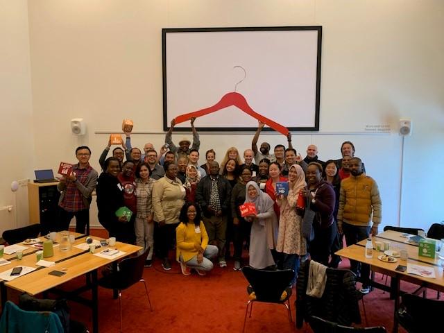 DANIDA-delegation På Jagt Efter Grønne Forretningsmodeller Og Cirkulær økonomi