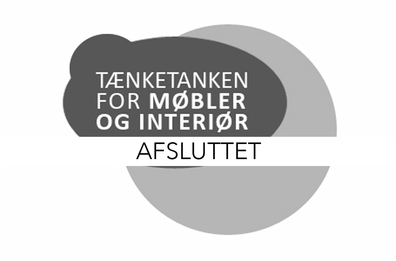 Tænketanken For Møbler Og Interiør