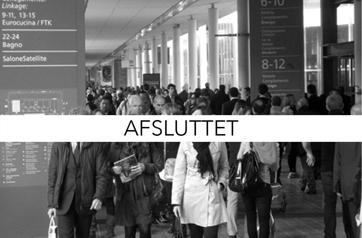 DANISH MADE – Milano Møbelmesse 2014