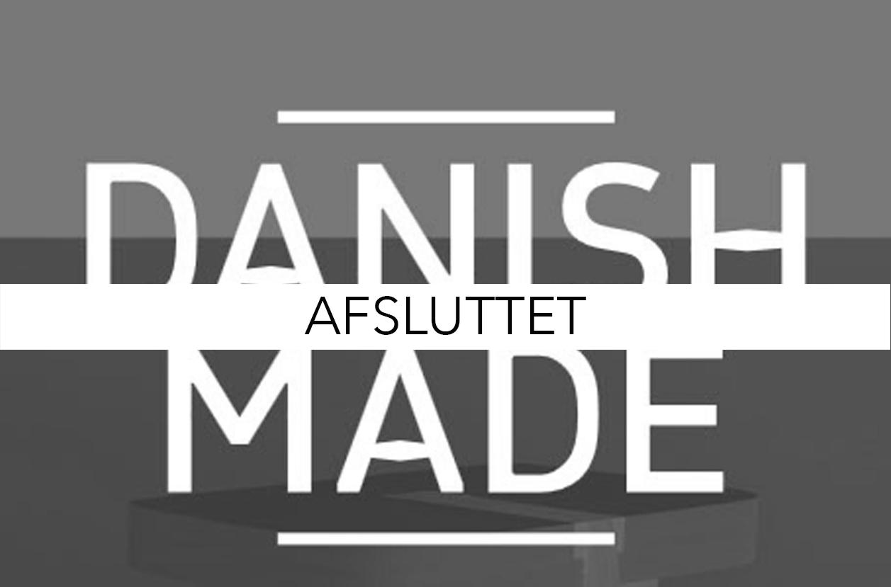 DANISH MADE London Design Festival