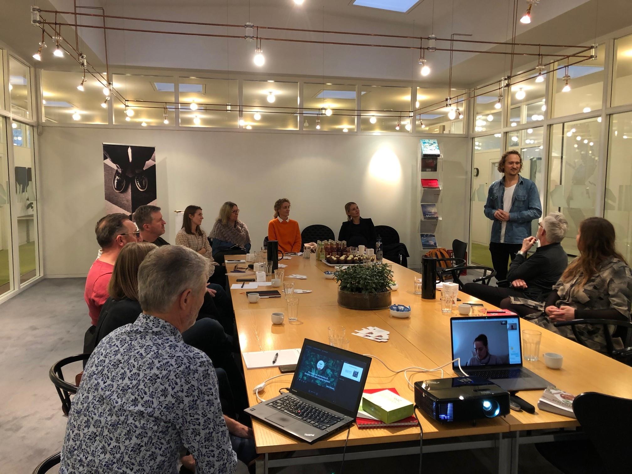 Afholdte SDG In Action-møder Og Green Business Design Lab