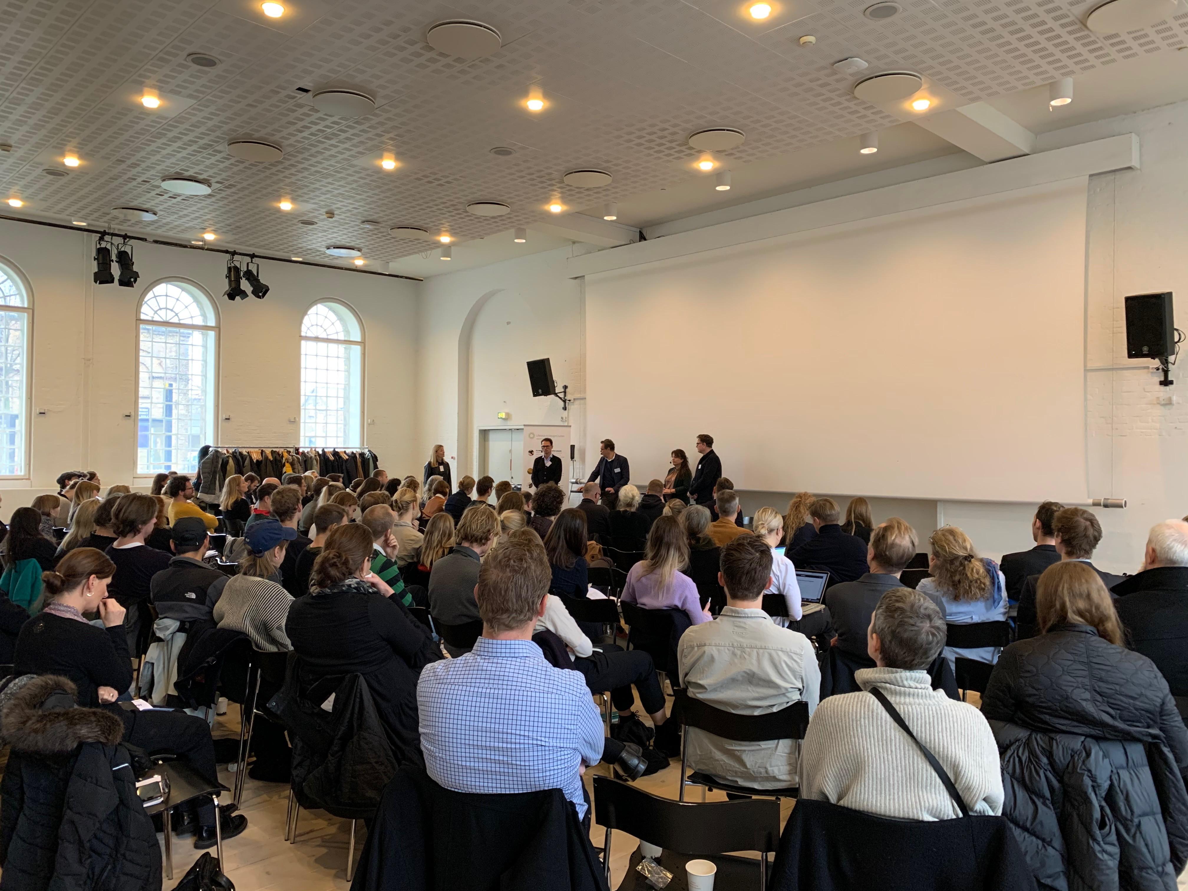 Billeder Fra årets Møbelseminar 2019 På KADK