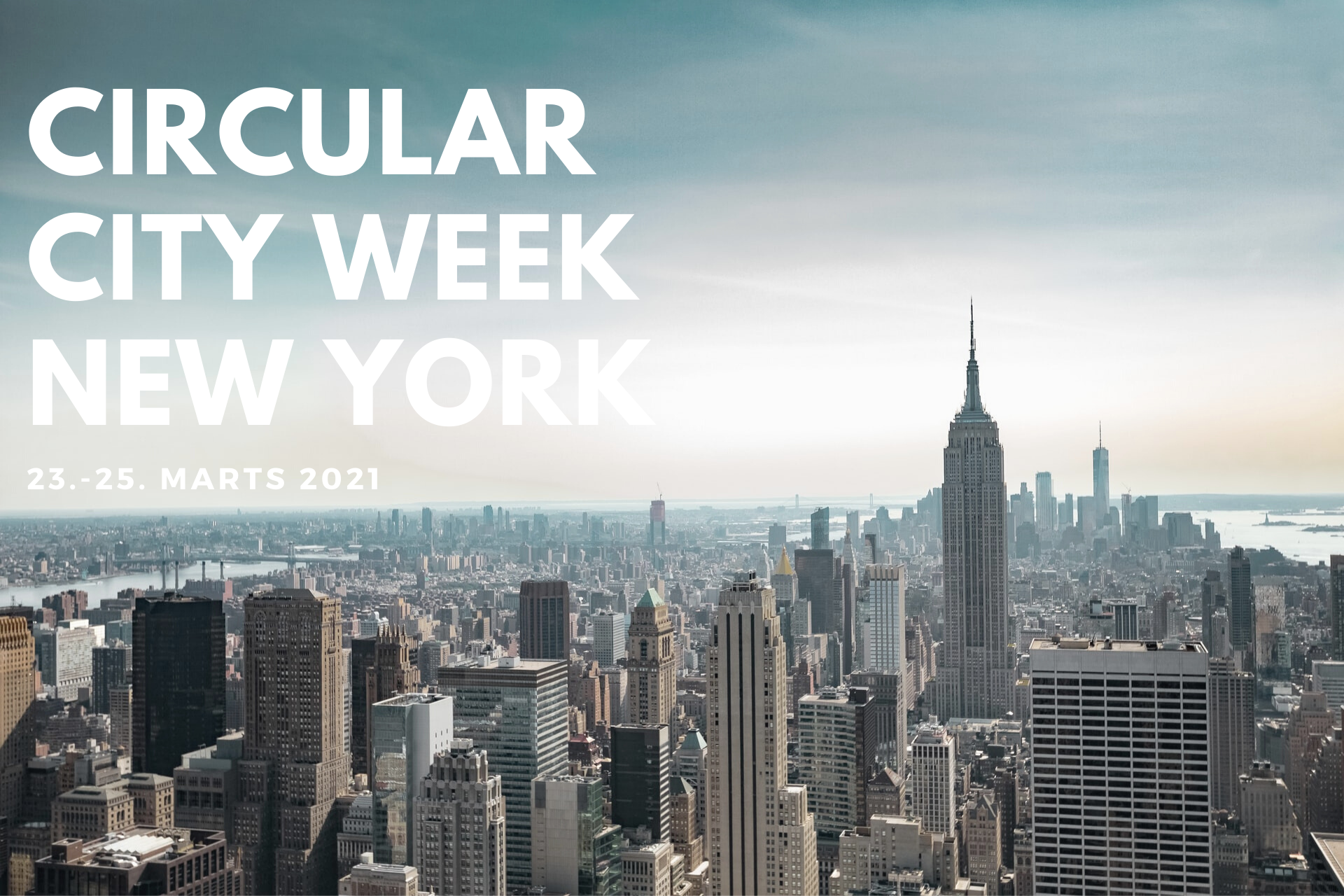 Circular City Week New York