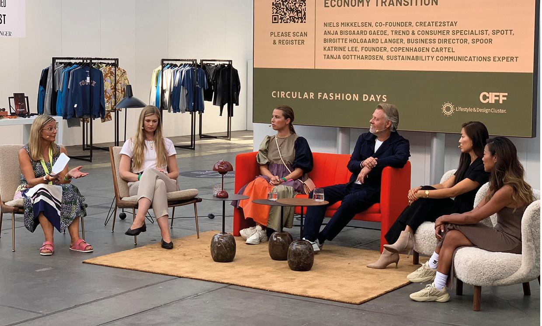 Hør De Spændende Talks Fra Circular Fashion Days