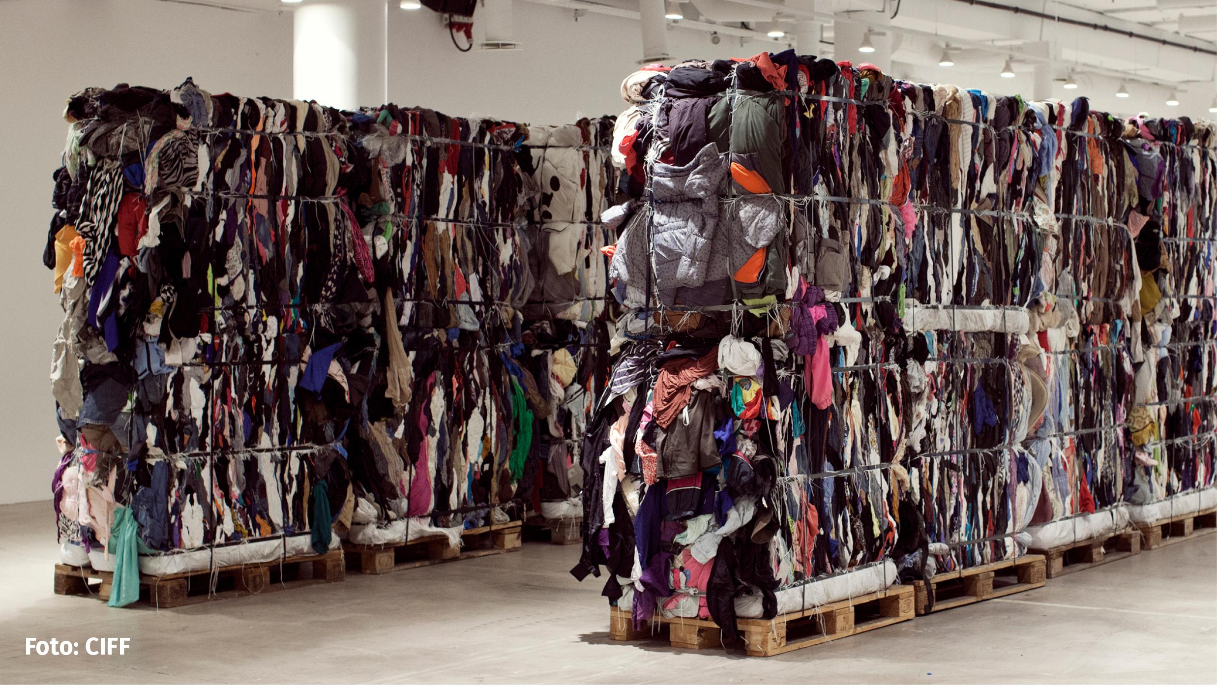 Se De 25 Udvalgte Udstillere Til Circular Fashion Days 2021 På CIFF