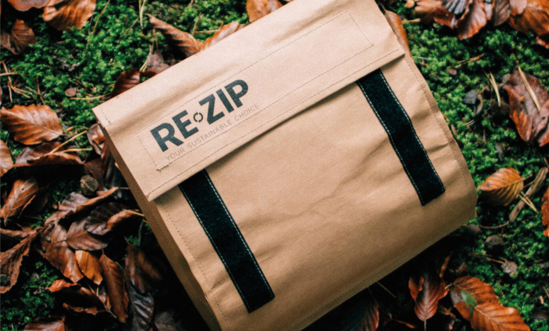 RE-ZIP Gør Op Med Engangsemballage