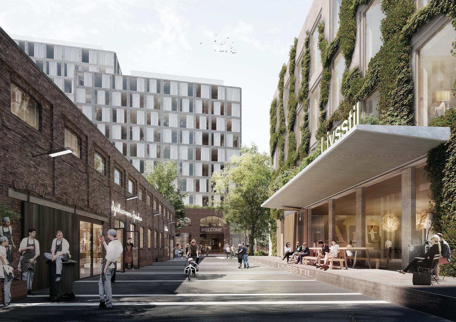 Lifestyle & Design Cluster Får Nyt Grønt Iværksættermiljø