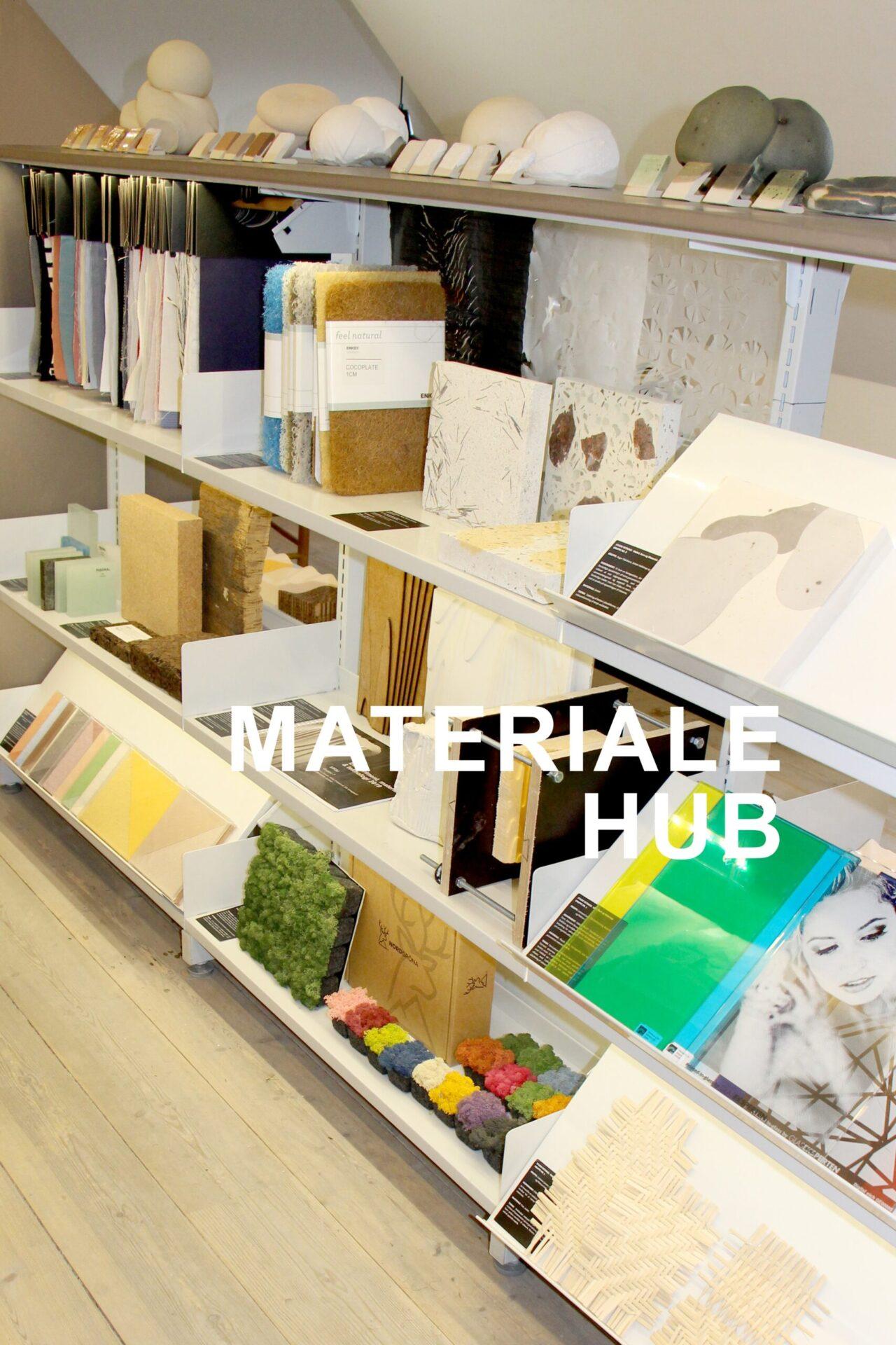 Materiale Hub