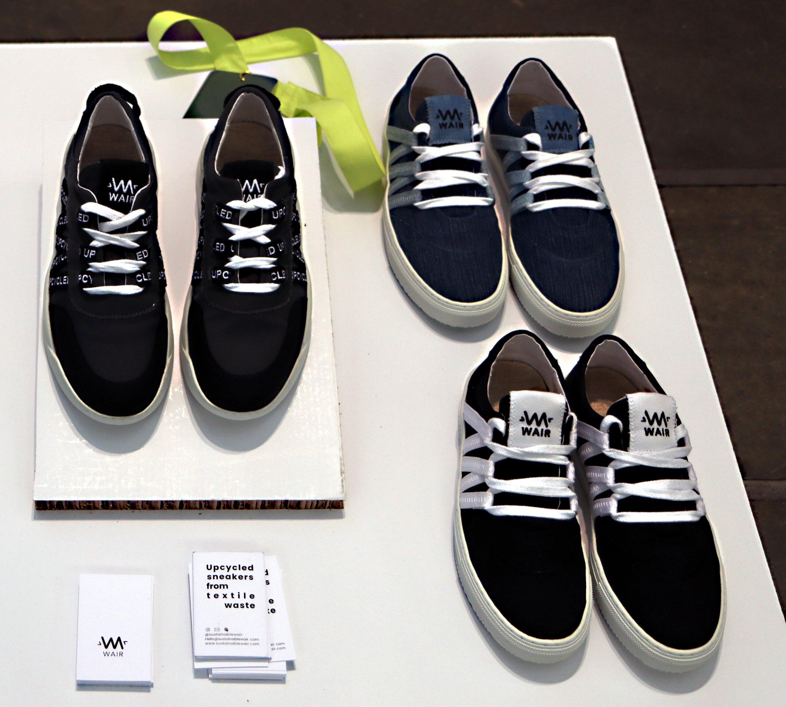 Fra Jeans Til Sneakers